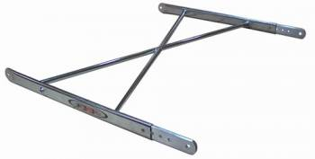 Triple X Race Co. - Triple X Sprint Car Aero (Squish Tube) Top Wing Tree