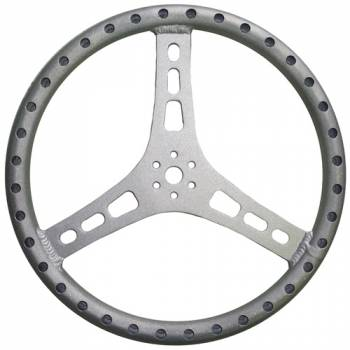 "Triple X Race Co. - Triple X Lightweight Aluminum Steering Wheel - 15"" Diameter - 1-1/8"" Tube"