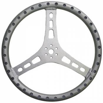 "Triple X Race Co. - Triple X Lightweight Aluminum Steering Wheel - 15"" Diameter - 1-1/4"" Tube"