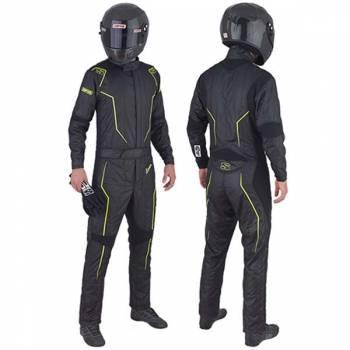 Simpson DNA Auto Racing Suit - Black