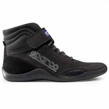 Sparco Race Auto Racing Shoe - Black