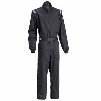 Sparco Driver Auto Racing Suit - Black