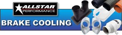 Allstar Performance has a complete line of products to keep your brakes cool!