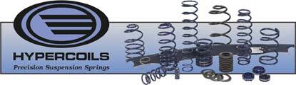 Hypercoils Springs are utilized by championship winning teams world wide!