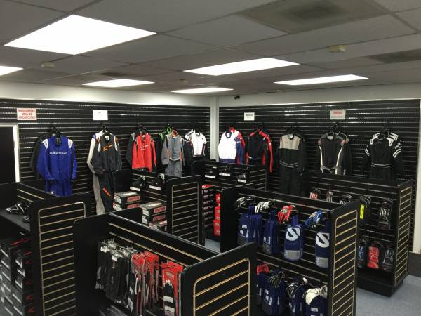 Visit the Pit Stop USA Retail Showroom
