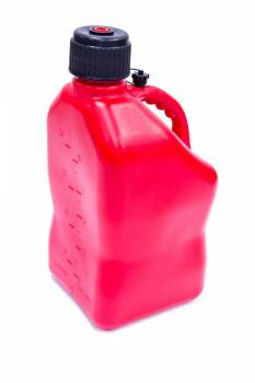 VP Racing Fuels - VP Racing Fuels Square 5 Gallon Motorsports Container - Red