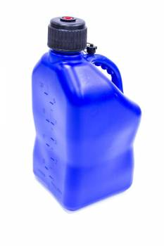 VP Racing Fuels - VP Racing Fuels Square 5 Gallon Motorsports Container - Blue