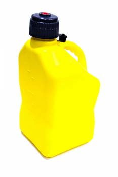 VP Racing Fuels - VP Racing Fuels Square 5 Gallon Motorsports Container - Yellow