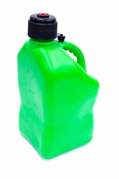 VP Racing Fuels - VP Racing Fuels Square 5 Gallon Motorsports Container - Green