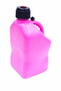 VP Racing Fuels - VP Racing Fuels Square 5 Gallon Motorsports Container - Pink