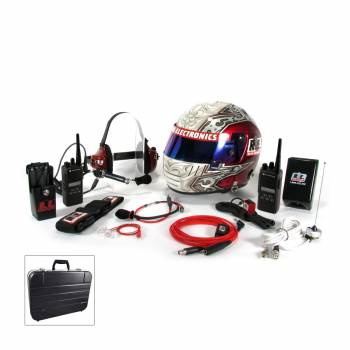 "Racing Electronics ""The Chase"" Race Communications System RE185"