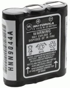 Motorola P10 / SP10 / SP50C 550 mAh NiCad Battery HNN9044