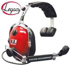Racing Electronics Legacy Eclipse Headset RE016