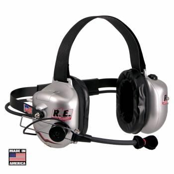 Racing Electronics Platinum QT-3 Dual Radio Headset QT-3-2
