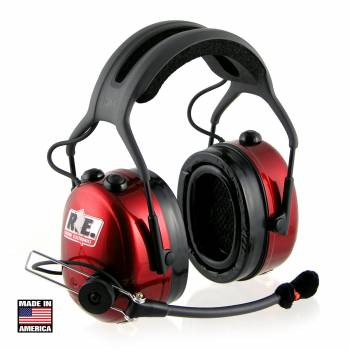 Racing Electronics Platinum Plus Triple Radio Headset PT006-3