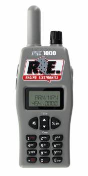 Racing Electronics RE1000 Scanner