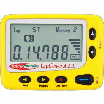 RACEceiver LapCeiver A.L.T.  Audible Lap Timer