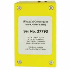 Westhold Rechargeable Transponder WH-RMS-2180-001