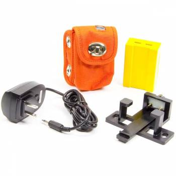 Westhold Rechargeable Transponder w/ Charger & Pro Mounting Pouch WH-RMS-2180-001-PKG2