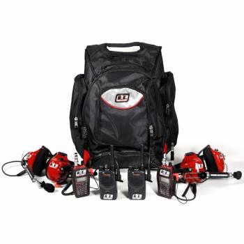 Racing Electronics RE3000 Premium Black Scanner Package RE-BLACK