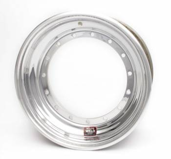 "Weld Racing - Weld Midget Direct Mount Wheel - 13 x 7"" - 4"" Back Spacing - 5 x 9.75"""