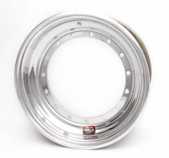 "Weld Racing - Weld Midget Direct Mount Wheel - 13 x 8"" - 3"" Back Spacing - 5 x 9.75"""