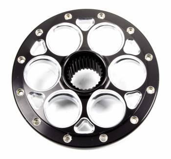 """Weld Racing - Weld Micro Black Magnum 27 Spline Wheel Center Section - 10"""""""