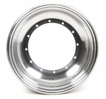 """Weld Racing - Weld Inner/Outer Wheel Half - 10 x 6"""""""