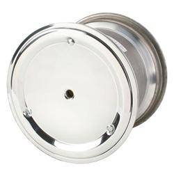 "Weld Racing - Weld Midget Magnum 31 Spline Beadlock Wheel w/ Cover - Black Center - 13 x 10"" - 3"" Back Spacing"