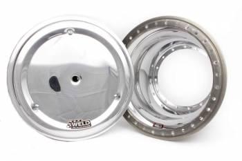 """Weld Racing - Weld Outer Beadlock Wheel Half w/ Cover - 10 x 6"""""""