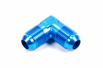 Fragola Performance Systems - Fragola -10 AN 90° Union Adapter - Blue