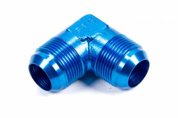 Fragola Performance Systems - Fragola -16 AN 90° Union Adapter - Blue