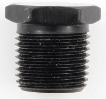 "Fragola Performance Systems - Fragola 3/8"" NPT Hex Pipe Plug - Black"
