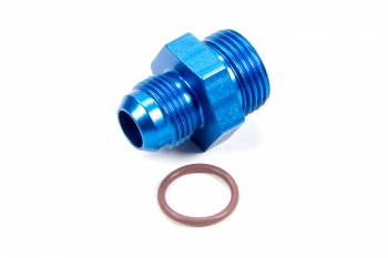Fragola Performance Systems - Fragola -10 AN Male to -12 AN Male O-Ring Boss Adapter - Blue
