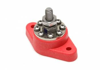 Painless Performance Products - Painless 8 Point Distribution Block-Red