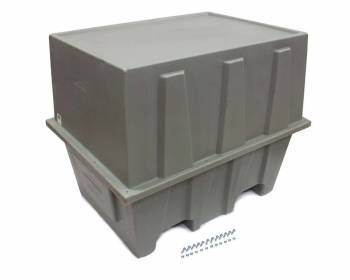 Scribner Plastics - Scribner Big Block Engine Shipping Case