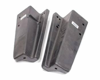 Scribner Plastics - Scribner Engine Shipping Case Rear Motor Mount - Chevy or Ford Windsor - Set of 2