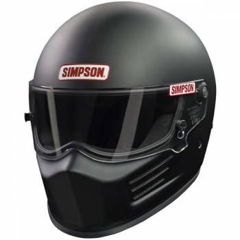 Simpson Bandit Auto Racing Helmet - Matte Black