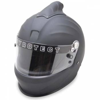 Pyrotect ProSport Top Forced Air Helmet - Flat Black