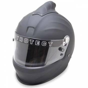 Pyrotect ProSport Top Forced Air Helmet - Flat Black