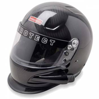 Pyrotect Pro Airflow Carbon Fiber Duckbill Side Forced Air Helmet