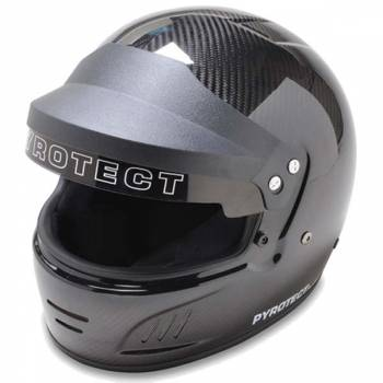 Pyrotect Pro Airflow Carbon Fiber Touring Helmet w/ Visor