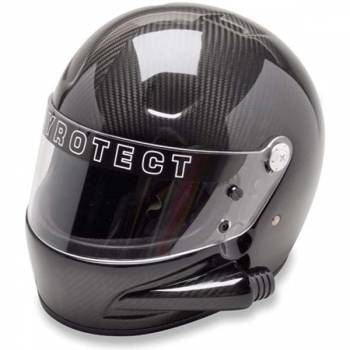 Pyrotect Carbon Fiber Pro Airflow Side Forced Air Helmet