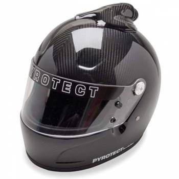 Pyrotect Carbon Fiber Pro Airflow Top Forced Air Helmet