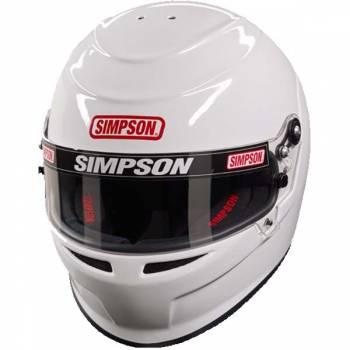 Simpson Venator Helmet 685 - White