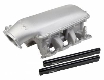 Holley Performance Products - Holley Mid-Rise Intake-GM LS1/LS2/LS6