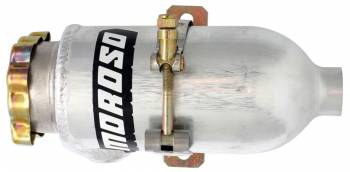 Moroso Performance Products - Moroso Filler / Breather Tank - Panel Mount
