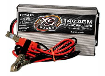 XS Power Battery - XS Power 14V H/F AGM Intellicharger 15A