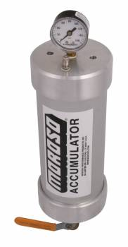 Moroso Performance Products - Moroso HD Oil Accumulator - 1.5 Qt.