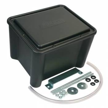 Moroso Performance Products - Moroso Sealed Battery Box - Black